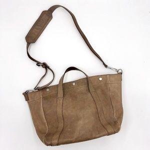 Madewell Stockholm Satchel Crossbody Bag
